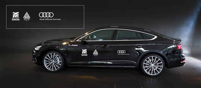 Dàn 70 chiếc xe sang Audi tham gia hai hội nghị lớn tại Hà Nội - Ảnh 2.