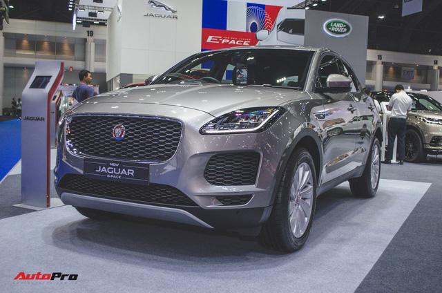 Jaguar E-PACE liên tục ra mắt tại Đông Nam Á, sắp tới sẽ đến Việt Nam - Ảnh 4.