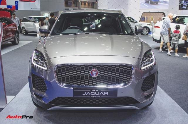 Jaguar E-PACE liên tục ra mắt tại Đông Nam Á, sắp tới sẽ đến Việt Nam - Ảnh 3.