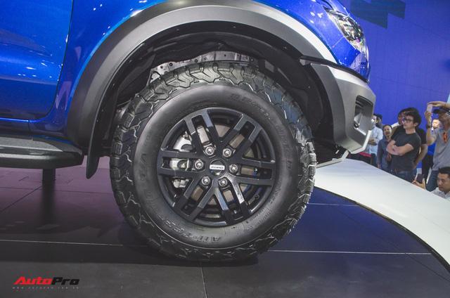 Chi tiết Ford Ranger Raptor - Bản tải hiệu suất cao sẽ nhập từ Thái Lan về Việt Nam - Ảnh 7.