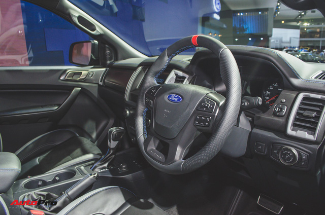 Chi tiết Ford Ranger Raptor - Bản tải hiệu suất cao sẽ nhập từ Thái Lan về Việt Nam - Ảnh 9.