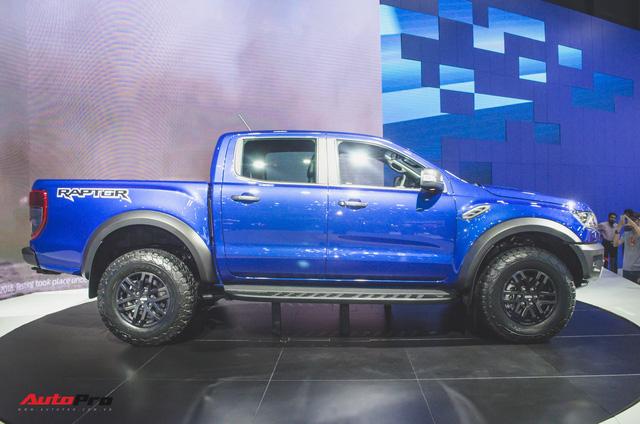 Chi tiết Ford Ranger Raptor - Bản tải hiệu suất cao sẽ nhập từ Thái Lan về Việt Nam - Ảnh 6.