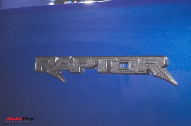Chi tiết Ford Ranger Raptor - Bản tải hiệu suất cao sẽ nhập từ Thái Lan về Việt Nam - Ảnh 5.