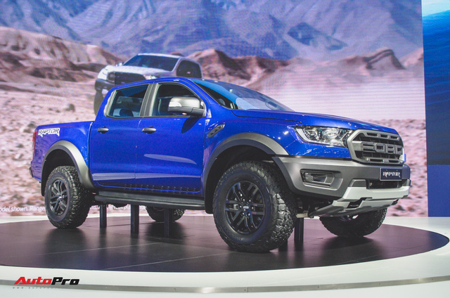 Chi tiết Ford Ranger Raptor - Bản tải hiệu suất cao sẽ nhập từ Thái Lan về Việt Nam - Ảnh 1.