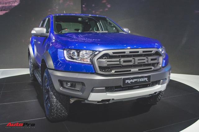 Chi tiết Ford Ranger Raptor - Bản tải hiệu suất cao sẽ nhập từ Thái Lan về Việt Nam - Ảnh 4.