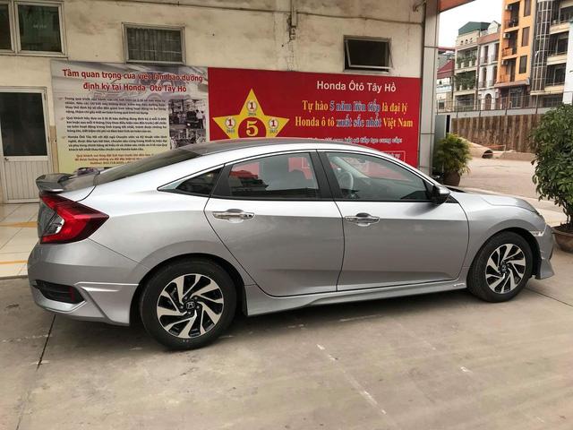 Honda Civic 2018 có mặt tại đại lý, giá tạm tính từ 750 triệu đồng - Ảnh 3.