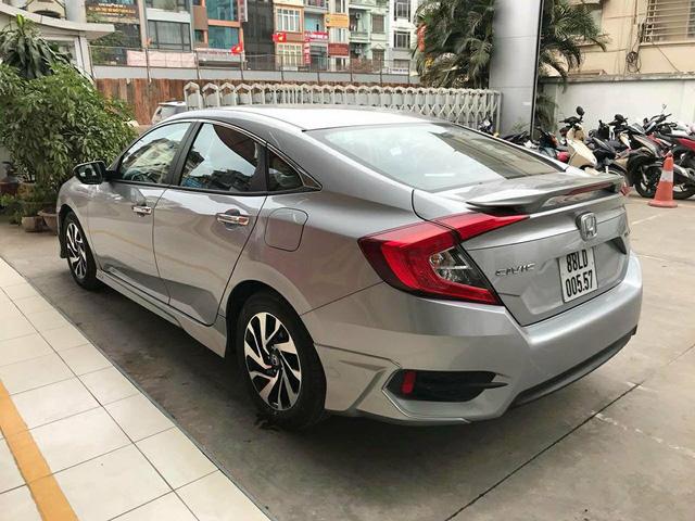 Honda Civic 2018 có mặt tại đại lý, giá tạm tính từ 750 triệu đồng - Ảnh 4.