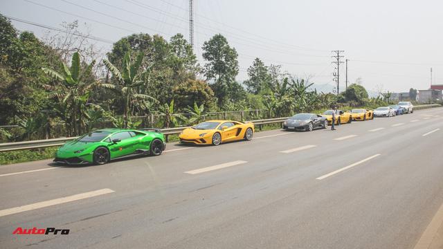 Xem siêu xe vượt ổ gà, băng đường trưởng trong ngày đầu của Car & Passion 2018 - Ảnh 47.