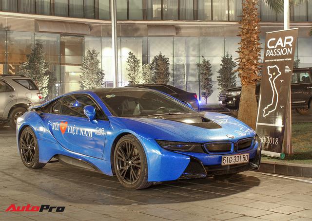 Ảnh đẹp dàn siêu xe Car & Passion dưới ánh đèn đêm Hà Nội - Ảnh 26.