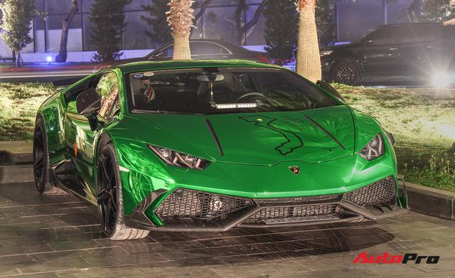 Ảnh đẹp dàn siêu xe Car & Passion dưới ánh đèn đêm Hà Nội - Ảnh 16.