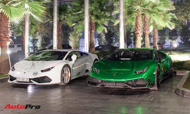 Ảnh đẹp dàn siêu xe Car & Passion dưới ánh đèn đêm Hà Nội - Ảnh 15.