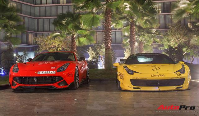 Ảnh đẹp dàn siêu xe Car & Passion dưới ánh đèn đêm Hà Nội - Ảnh 6.