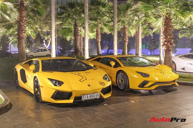 Ảnh đẹp dàn siêu xe Car & Passion dưới ánh đèn đêm Hà Nội - Ảnh 13.
