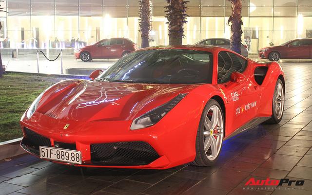Ảnh đẹp dàn siêu xe Car & Passion dưới ánh đèn đêm Hà Nội - Ảnh 12.