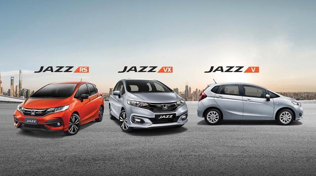 Cạnh tranh Toyota Yaris, Honda Jazz chốt giá từ 539 triệu đồng tại Việt Nam - Ảnh 1.