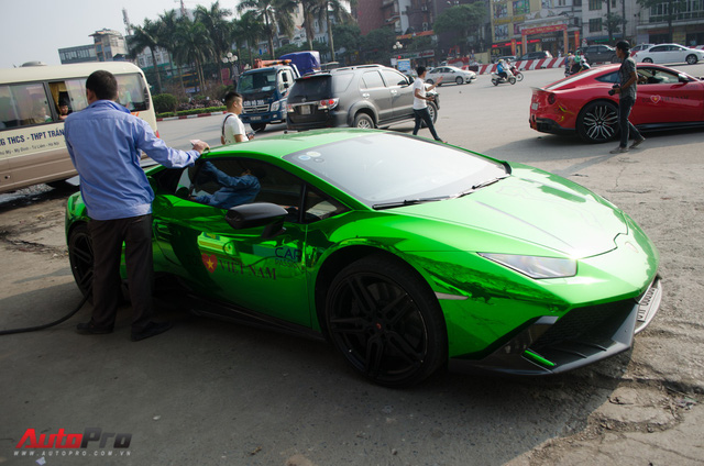 Đổ xăng cho siêu xe tham dự Car & Passion hết bao nhiêu tiền? - Ảnh 4.