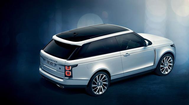 Range Rover SV Coupe - SUV hai cửa hoàn toàn mới - Ảnh 3.