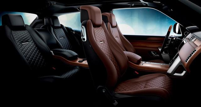 Range Rover SV Coupe - SUV hai cửa hoàn toàn mới - Ảnh 5.