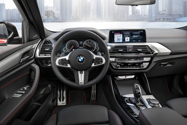 BMW X4 2019 - Nối dài cơn bão crossover lai coupe - Ảnh 5.