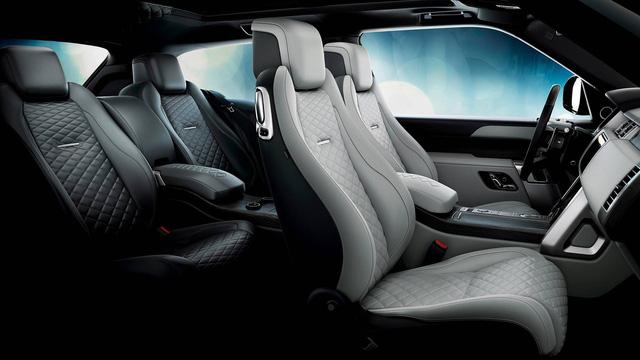 Chi tiết Range Rover hai cửa hoàn toàn mới giá gần 300.000 USD - Ảnh 8.