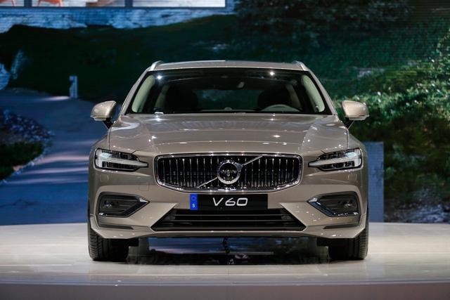 Volvo V60 Wagon trình làng triển lãm Geneva - Ảnh 8.