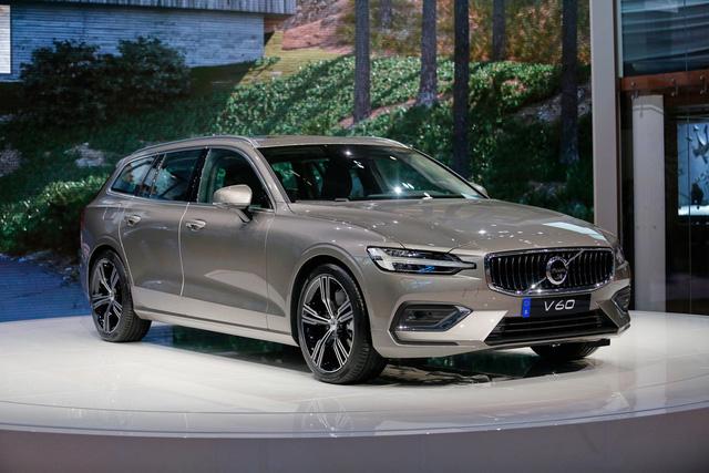 Volvo V60 Wagon trình làng triển lãm Geneva - Ảnh 2.