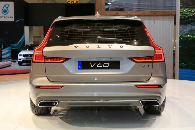Volvo V60 Wagon trình làng triển lãm Geneva - Ảnh 5.