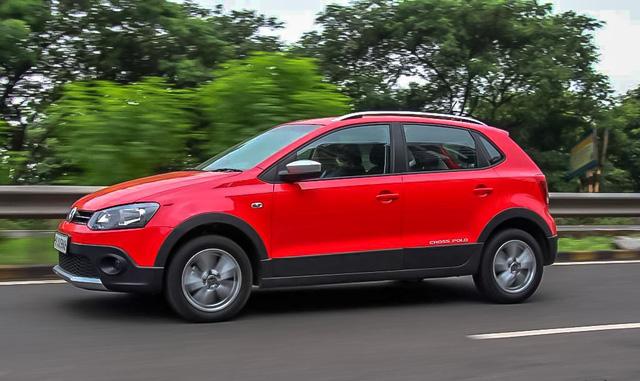 Volkswagen Cross Polo - Xe Đức giá 725 triệu đồng đấu Ford EcoSport tại Việt Nam - Ảnh 1.