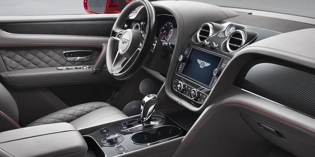 Bentley đã mang gì tới triển lãm Geneva 2018 - Ảnh 2.