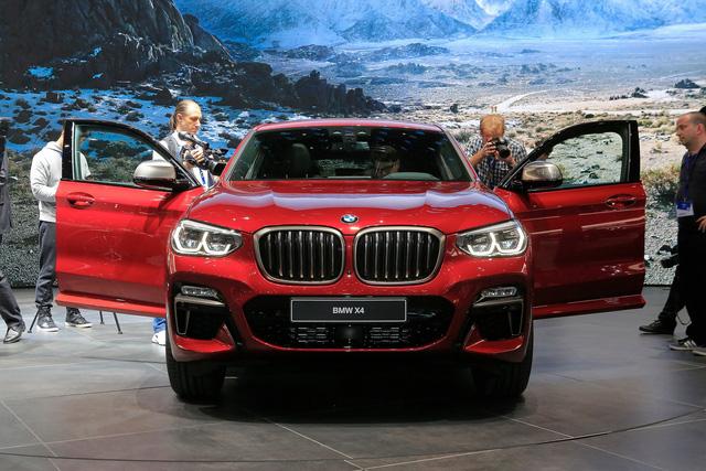 BMW X4 2019 - Nối dài cơn bão crossover lai coupe - Ảnh 1.