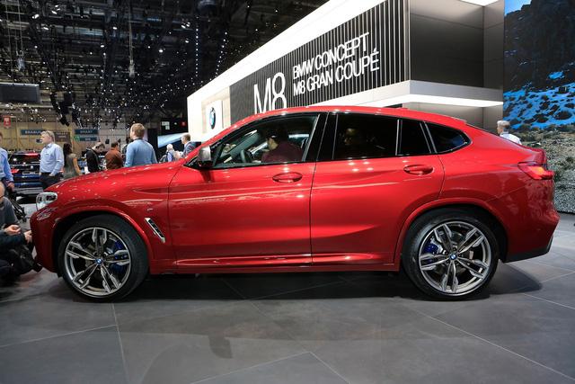 BMW X4 2019 - Nối dài cơn bão crossover lai coupe - Ảnh 2.