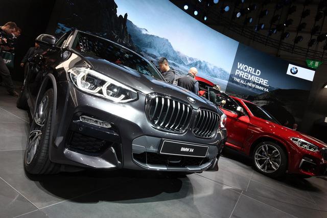 BMW X4 2019 - Nối dài cơn bão crossover lai coupe - Ảnh 4.