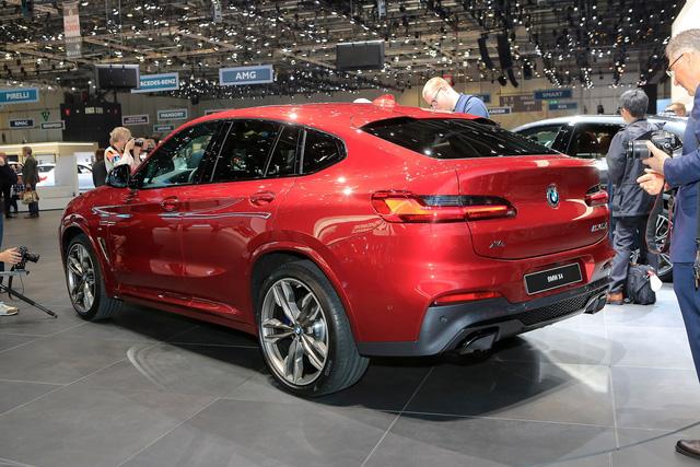 BMW X4 2019 - Nối dài cơn bão crossover lai coupe - Ảnh 3.