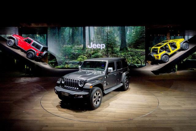 Jeep Wrangler tham chiến châu Âu với phiên bản mới - Ảnh 2.