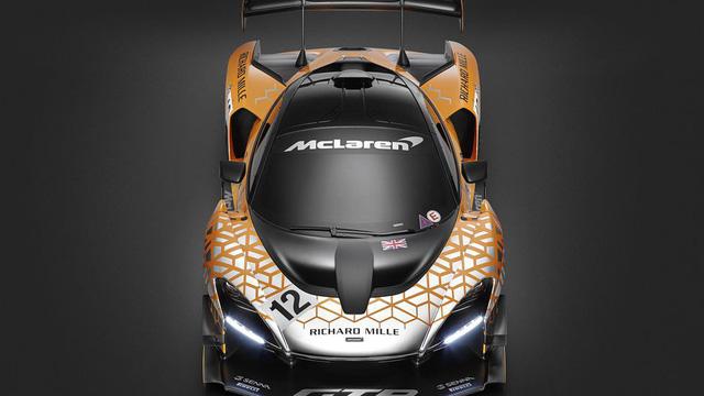 McLaren Senna GTR lập kỷ lục sức mạnh cho hãng xe xứ sương mù - Ảnh 1.