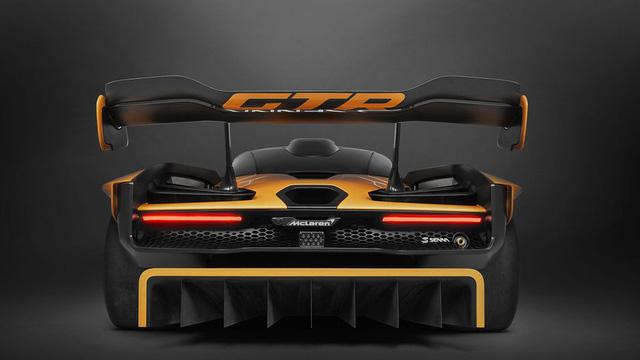 McLaren Senna GTR lập kỷ lục sức mạnh cho hãng xe xứ sương mù - Ảnh 11.