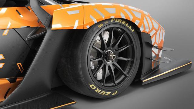 McLaren Senna GTR lập kỷ lục sức mạnh cho hãng xe xứ sương mù - Ảnh 7.