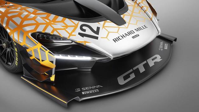 McLaren Senna GTR lập kỷ lục sức mạnh cho hãng xe xứ sương mù - Ảnh 9.
