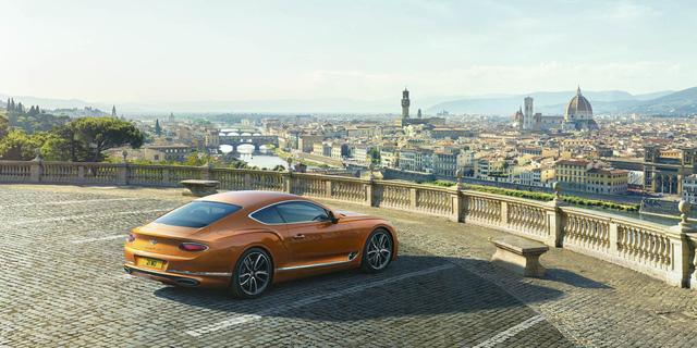Bentley đã mang gì tới triển lãm Geneva 2018 - Ảnh 4.
