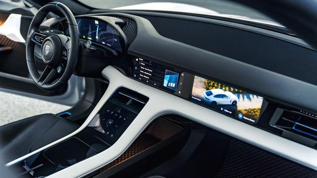 Porsche Mission E Cross Turismo: Hòa trộn hiệu suất và tiện dụng - Ảnh 5.