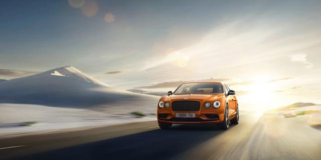Bentley đã mang gì tới triển lãm Geneva 2018 - Ảnh 6.