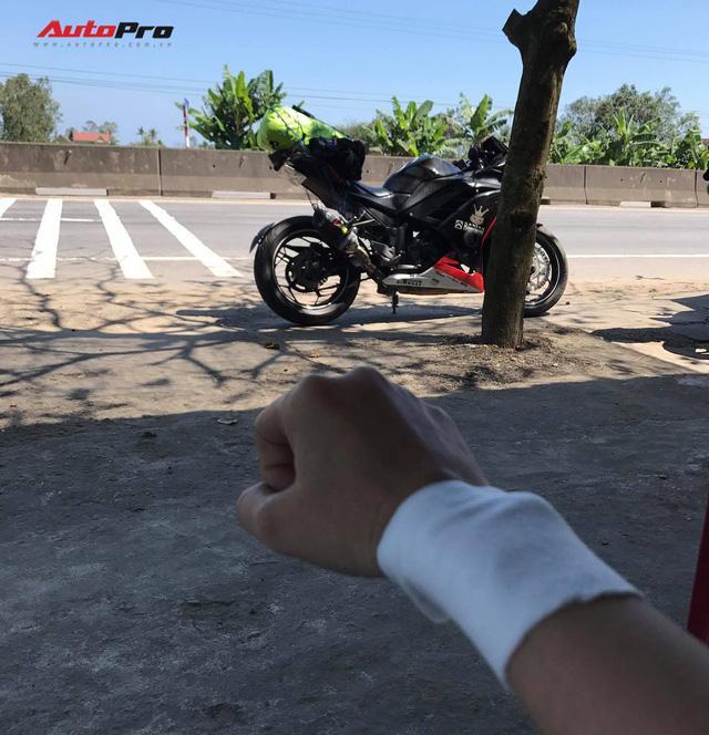 Nữ biker 8X chạy xuyên Việt trên Kawasaki Ninja 300: Đi để thử thách bản thân - Ảnh 7.