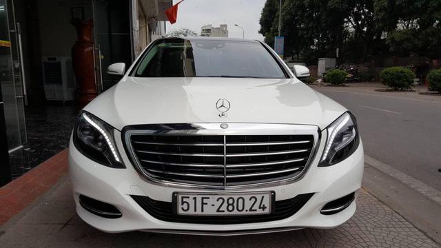Đi hơn 15.000km, Mercedes-Benz S400 2015 được rao bán lại giá 3,1 tỷ đồng - Ảnh 2.