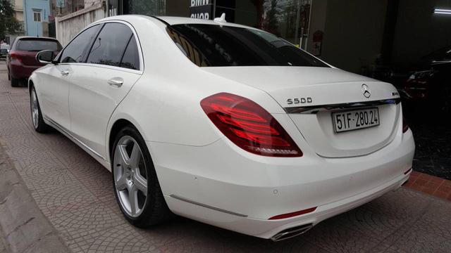 Đi hơn 15.000km, Mercedes-Benz S400 2015 được rao bán lại giá 3,1 tỷ đồng - Ảnh 5.