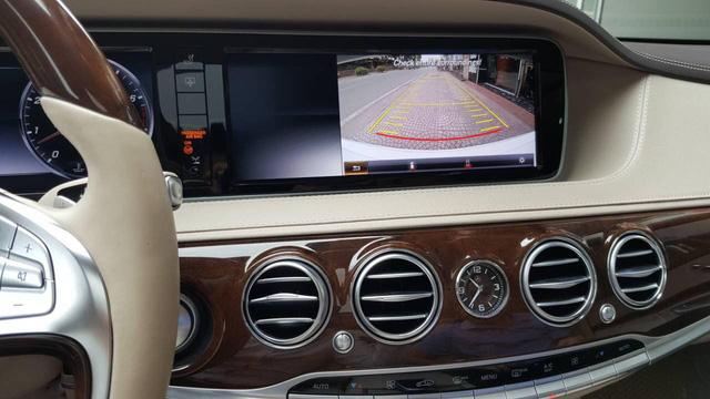 Đi hơn 15.000km, Mercedes-Benz S400 2015 được rao bán lại giá 3,1 tỷ đồng - Ảnh 7.