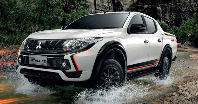 Mitsubishi Triton phiên bản đặc biệt Athlete giá 746 triệu đồng tại Việt Nam - Ảnh 8.