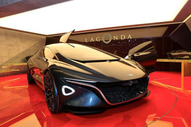 Aston Martin Lagonda Vision Concept - Khi xe thể thao có thể tự lái - Ảnh 10.
