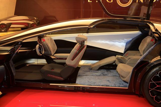Aston Martin Lagonda Vision Concept - Khi xe thể thao có thể tự lái - Ảnh 2.