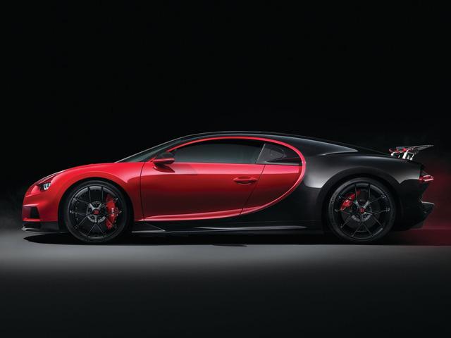Bugatti Chiron thêm phiên bản mới: Giảm trọng lượng, thay giảm xóc và tút tát thiết kế - Ảnh 5.