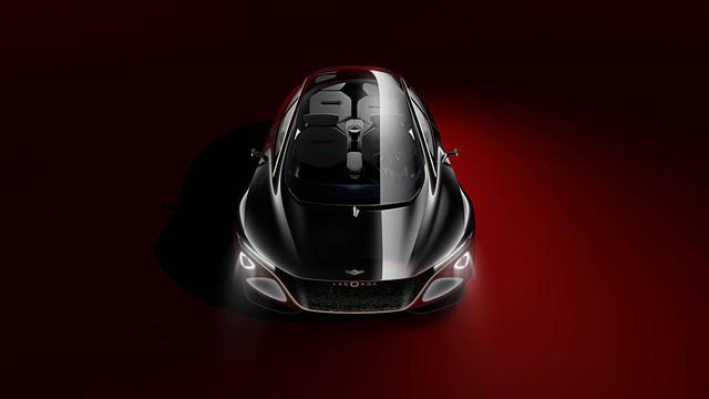Aston Martin Lagonda Vision Concept - Khi xe thể thao có thể tự lái - Ảnh 4.